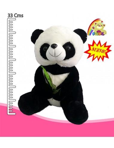PANDA PELUCHE - REF: PKO4-27