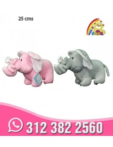 Elefante peluche con bebé REF: GB7558/9