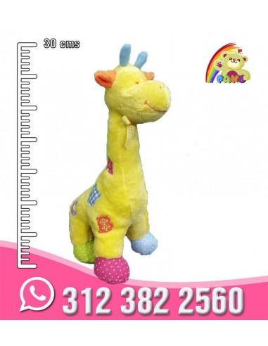 Jirafa peluche bebe REF: GB9590A/12
