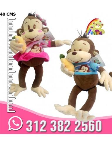 Peluche mico- REF: CJ7057-40