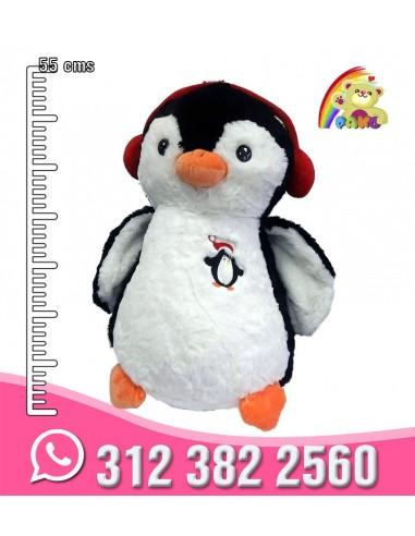 PINGUINO PELUCHE - REF: CJBL5653-2A