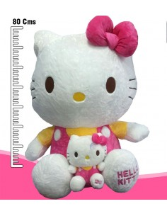 PELUCHE KITTY - REF: CJK65