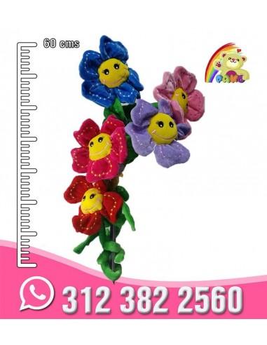 Flores de peluche REF: GB7395/24
